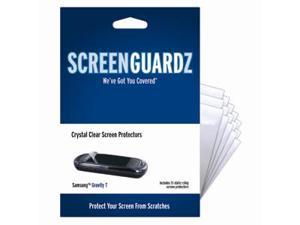Samsung Gravity T ScreenGuardz Ultra-Slim Screen Protectors (Pack of 15)