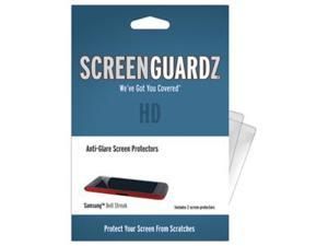 Dell Streak ScreenGuardz HD (Hard) Anti-Glare Screen Protectors (Pack of 2)
