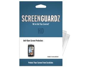 Sony Ericsson Vivaz ScreenGuardz HD (Hard) Anti-Glare Screen Protectors (Pack of 2)
