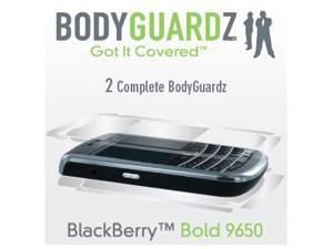 BlackBerry Bold 9650 BodyGuardz Body Protection