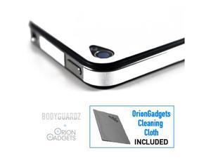 Apple iPhone 4S BodyGuardz Armor Carbon Fiber (White)