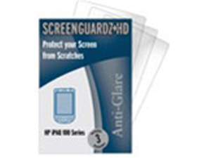 HP IPAQ 111 ScreenGuardz HD (Hard) Anti-Glare Screen Protectors (Pack of 2)