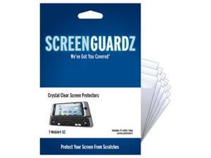 T-Mobile G2 ScreenGuardz Ultra-Slim Screen Protectors (Pack of 5)