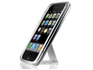 DLO VideoShell Hard-Shell Clear Case fits Apple iPhone 3G 8Gb / 16Gb, Apple iPhone 3G S 16Gb / 32Gb