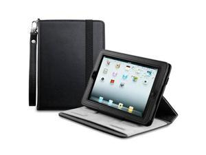 "GreatShield Bezz Microsuede Protective Case for ""The New iPad"" 3rd Gen, Apple iPad 2, iPad 3 3rd Generation, iPad HD AT&T ..."