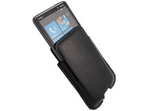 T-Mobile Leather Sleeve Case for HTC Amaze 4G, HTC EVO 3D, HTC HD7, HTC HD7 S, HTC Rezound, HTC Thunderbolt (T-Mobile Retail)