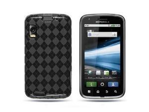 Fosmon Argyle Design TPU Case fits Motorola Atrix 4G