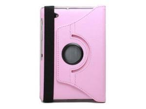 Fosmon 360 Degree Revolving PU Leather Case With Multi Angle Stand for Samsung Galaxy Tab 7.7