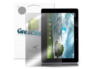 GreatShield Ultra Smooth Clear Screen Protector Film for ASUS Transformer TF300 Touchscreen Tablet (3 Pack)