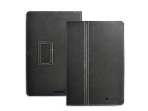 GreatShield Leather Premium Flip Stand Protective Folio Case for ASUS Transformer TF300 Touch Screen 32GB / 64GB Tablet - ...