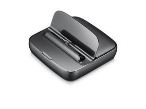 Samsung Deskstop Dock w/ 700mA Travel Charger for Samsung Galaxy SIII/S3, Galaxy S4, S4 Active, S4 Mini.