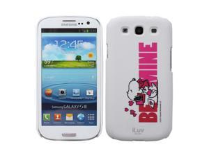 iLuv Hardshell Case Snoopy Character Series for GALAXY S lll S3
