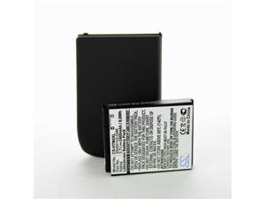 Fosmon 2400mAh Extended Lithium-ion Battery w/ Cover for HTC MyTouch 4G