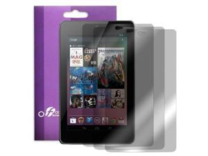 Fosmon Anti-Glare (Matte) Screen Protector Shield for Google Nexus 7 / Asus Nexus Tablet - 3 Pack
