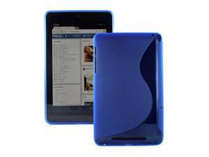 Fosmon S-Curve Flexible Shell TPU Case for Google Nexus 7 / Asus Nexus Tablet