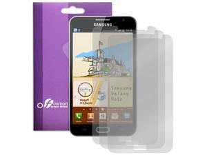 Fosmon 3 Pack Screen Protector Guard Shield for Samsung Galaxy Note N7000