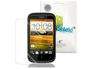 GreatShield 3 Pack Screen Protector Guard Shield Film for HTC Desire C