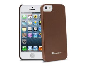 GreatShield Guardian UV Glossy Series Slim Fit Protector Case for Apple iPhone 5/5S