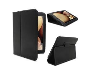 GreatShield TOME Leather Flip Stand Case Cover for Lenovo IdeaTab S2109 - Black