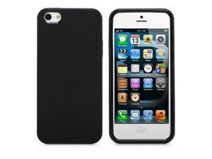 Fosmon DURA FROST Series TPU Case for Apple iPhone 5 / 5S - Black