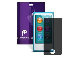 Fosmon Privacy Screen Protector Shield for Apple iPod Nano 7th Generation / Apple iPod Nano 7 - 1 Pack