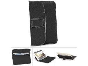 "GreatShield BRIEF Series Leather Sleeve with KickStand for ALL 7-8"" Tablets - Amazon Kindle Fire HD 7"", Apple iPad mini 7.9"", ..."
