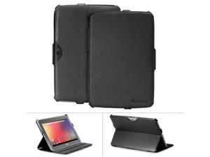 GreatShield Leather Protector Multi-Stand Case Cover for