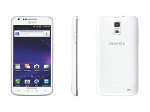Samsung Galaxy S2 S II Skyrocket SGH-i727 4G LTE GSM Android Smartphone - Unlocked - White