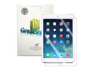 GreatShield Screen Shield Apple iPad Mini (2012) / Apple iPad Mini 2 (2013) - Hard-Coating - 3 pack