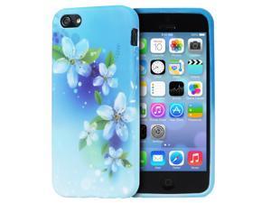 Fosmon DURA-DESIGN Series Slim Fit Flexible TPU Case Cover for Apple iPhone 5 / 5S
