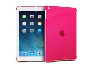 """Fosmon SLIM Series Smart Cover Companion Case for Apple iPad Air 9.7"""" Tablet - Pink"""