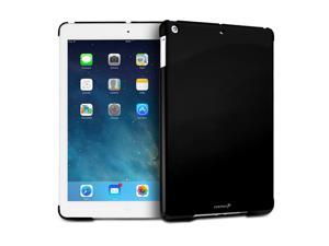 """Fosmon SLIM Series Smart Cover Companion Case for Apple iPad Air 9.7"""" Tablet - Solid Black"""