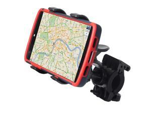 GreatShield Clip-Grip Handlebar Bike Mount Holder for iPhone 5/5S/5C, iPod, Samsung Galaxy S4/S3/S2, Note 3/2 and more