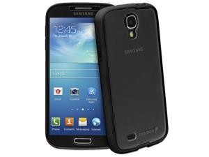 Fosmon HYBO Series Hybrid PC + TPU Case With Built-In Screen Protector for Samsung Galaxy S4 S IV i9500 - Black