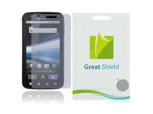 GreatShield 3 Pack Anti-Glare Screen Protector for Motorola Atrix 4G