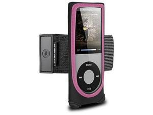 DLO DLA71023/17 Action Jacket Neoprene Case fits Apple iPod nano 4th Gen (Pink)