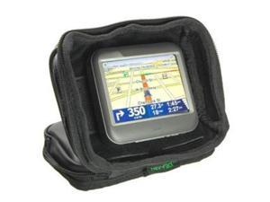 Bracketron UFM-300-BX GPS Nav-Pack Universal GPS Weighted Dash Mount & Carrying Case
