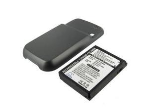 2400mAh Extended Battery fits Verizon O2 XDA Terra, Vodafone VPA Compact IV, Dopod C800, Dopod C858, HTC P4350, Herald 100 ...