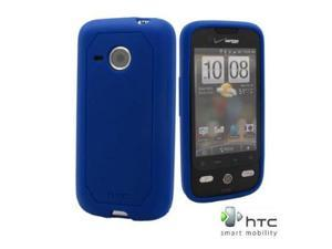 OEM HTC Soft Silicone Gel Skin for HTC Droid Eris 6200 - Blue