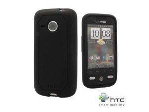 OEM HTC Soft Silicone Gel Skin for HTC Droid Eris 6200 - Black
