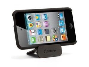 Griffin Protective Outfit Ice Case for Apple iPod Touch 4th Gen (Black)
