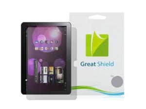 GreatShield Ultra Smooth Clear Screen Protector Film for Samsung Galaxy Tab 10.1 P7510 / Verizon Samsung SCH-I905 LTE Version ...