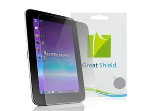 GreatShield Ultra Anti-Glare (Matte) Clear Screen Protector Film for Lenovo K1 Ideapad 10.1 Tablet (3 Pack)