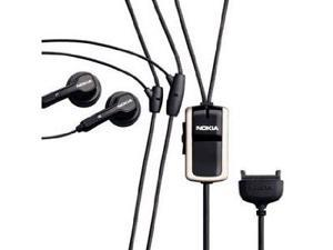 Nokia Stereo Headset HS-23 for Nokia N73 N80 N93 6101 - Bulk Packaging