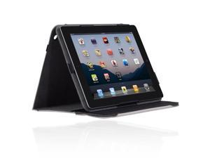 Incipio Premium Kickstand Elevated Typing Position Secure Storage For Apple Ipad 2 - Light Gray