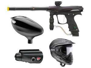 Proto 2011 PMR Rail + Full Coverage Goggles + Primo Loader + On/Off Airport ASA - Black