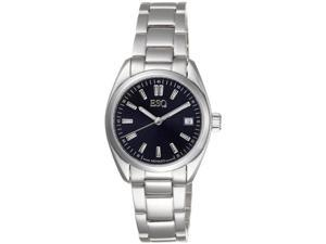 ESQ 07101359 Stainless Steel Sport Classic Black Dial