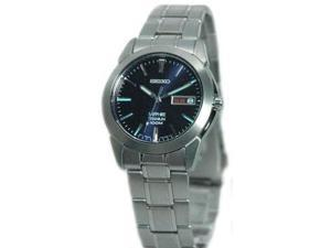 Seiko SGG729 Titanium Sapphire Quartz Dark Blue Dial