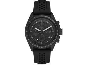 Fossil Casual Black Dial Men's Watch #CH2703