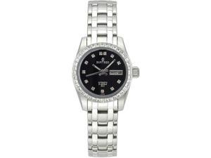 Sartego SSBK61 Stainless Steel Automatic Black Dial